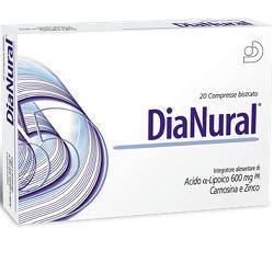 DIANURAL 20 COMPRESSE 20 G - Farmastar.it