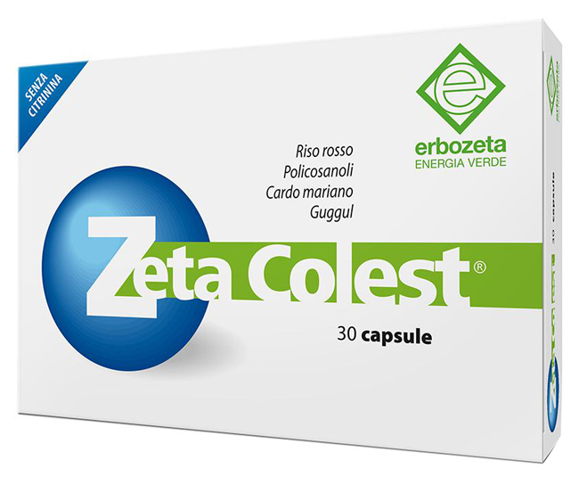 ZETA COLEST 30 CAPSULE - Farmafamily.it