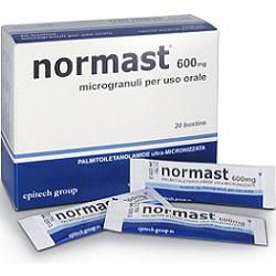 NORMAST 600 MG MICROGRANULI 20 BUSTINE - Spacefarma.it