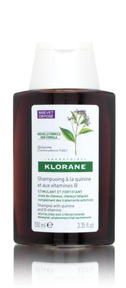 KLORANE SHAMPOO CHININA 100 ML - Farmabellezza.it