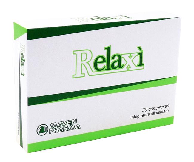 RELAXI 30 COMPRESSE - Carafarmacia.it