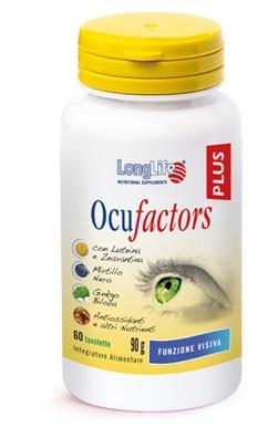 Longlife OcuFactors Plus 60 Tavolette - Arcafarma.it