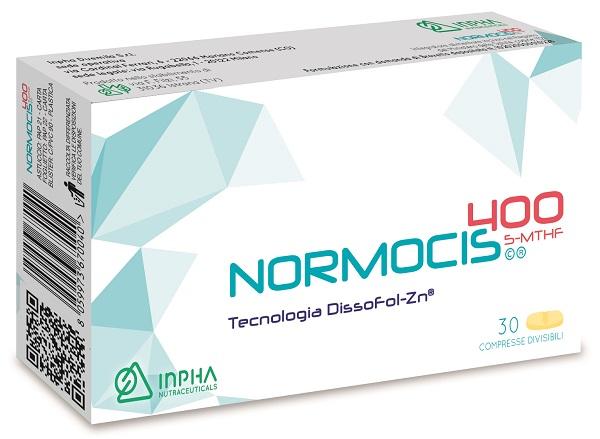 NORMOCIS 400 30 COMPRESSE A RILASCIO DIFFERENZIATO - Farmastar.it