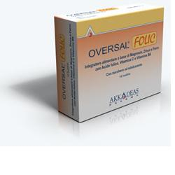 OVERSAL FOLIC 14 BUSTINE - Farmaconvenienza.it
