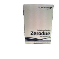 ZERODUE SOLUZIONE OFTALMICA 20 FLACONCINI MONODOSE 0,6 ML - Farmaseller