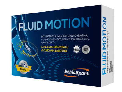 ETHICSPORT FLUID MOTION 30 COMPRESSE 1400 MG -  Farmacia Santa Chiara