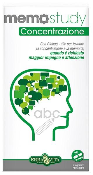 MEMO STUDY 30 CAPSULE - La farmacia digitale