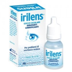 Irilens Gocce Oculari Idratanti Lubrificanti 10ml - Sempredisponibile.it