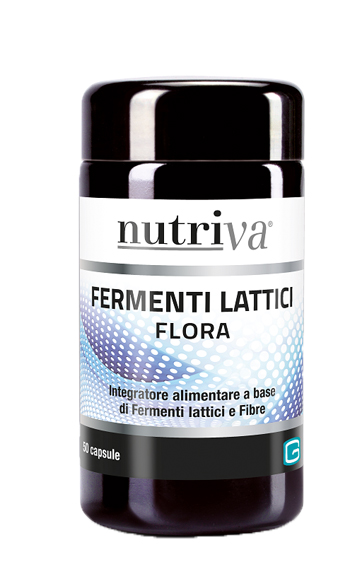 NUTRIVA FLORA 50 COMPRESSE - Farmaciacarpediem.it