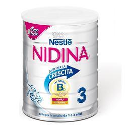 NIDINA 3 OPTIPRO LATTE CRESCITA POLVERE 800 G - Farmaci.me