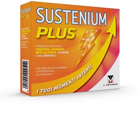 SUSTENIUM PLUS INTENSIVE FORMULA 12 BUSTINE - Biofarmasalute.it
