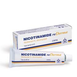 NICOTINAMIDE REDERMA CREMA40ML - Nowfarma.it