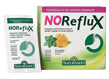 NOREFLUX INTEGRATORE ALIMENTARE 20 BUSTINE - Farmaseller