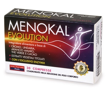 MENOKAL EVOLUTION 30 COMPRESSE - Farmaseller