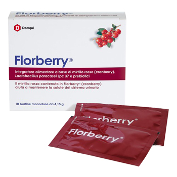FLORBERRY 10 BUSTINE - Farmaunclick.it