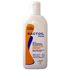 BACTOIL FORTE OLIO DETERGENTE SCHIUMOGENO 200 ML - Farmaseller