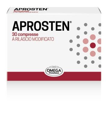 APROSTEN 30 COMPRESSE - farmaciafalquigolfoparadiso.it