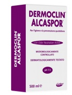 DERMOCLIN ALCASPOR 500 ML - Farmastar.it