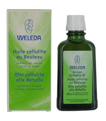 Weleda Olio Anticellulite Betulla 100ml - Turbofarma.it
