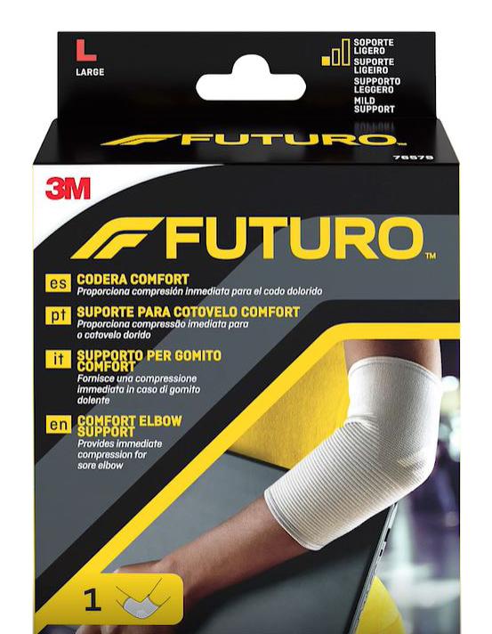 SUPPORTO GOMITO FUTURO COMFORT MEDIUM - Farmabros.it
