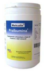MELCALIN PRALBUMINA 532 G - Farmajoy