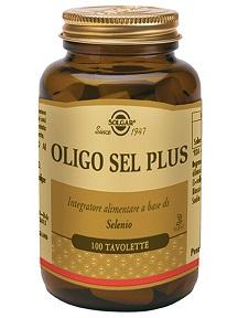 OLIGO SELENIO PLUS 100 TAVOLETTE - latuafarmaciaonline.it
