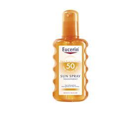 EUCERIN SUN SPRAY TRASPARENTE FP50 - La farmacia digitale