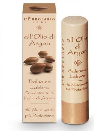 OLIO ARGAN BALSAMO LABBRA 4,5 ML - Farmaconvenienza.it