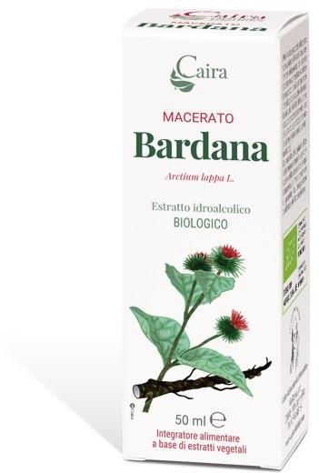 CAIRA BARDANA MACERATO IDROALCOLICO BIO GOCCE 50 ML - Farmacia Centrale Dr. Monteleone Adriano