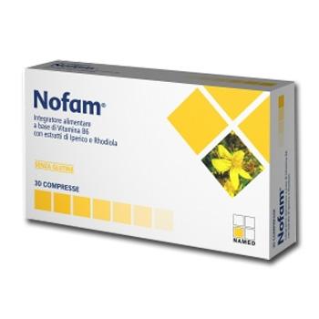 NOFAM 30 COMPRESSE - Farmacia Basso