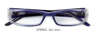 OCCHIALE PREMONTATO CORPOOTTO C8 SPRING BLUE 2,00 DIOTTRIE