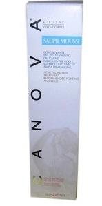 SALIPIL MOUSSE CANOVA VISO/CORPO 150 ML - Farmaseller
