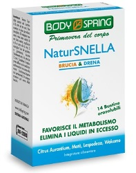 Body Spring NeturSnella Brucia Drena 14 Bustine - Arcafarma.it