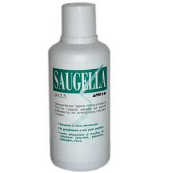 SAUGELLA ATTIVA DETERGENTE 500 ML - Farmabros.it