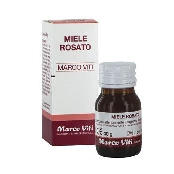 MIELE ROSATO SOLUZIONE 30 ML - Farmacistaclick
