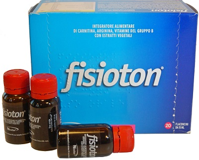 FISIOTON 20 FIALE 15 ML - Farmacia 33