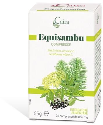 EQUISAMBU MC 75 COMPRESSE - Zfarmacia