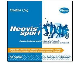 NEOVIS SPORT 30 BUSTINE - Farmafamily.it