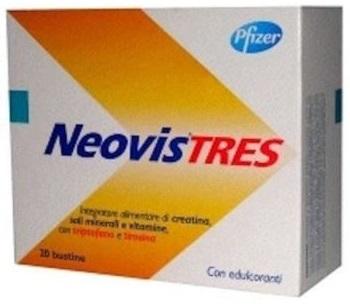 NEOVIS TRES 20 BUSTINE - Farmia.it