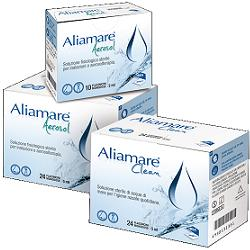 ALIAMARE CLEAN 24 FLACONCINI DA 5ML - Farmapage.it