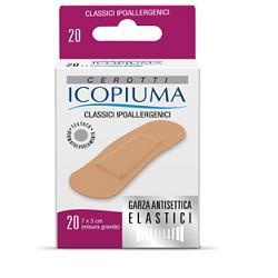 CEROTTO ICOPIUMA CLASSICO GRANDE 20 PEZZI - Farmacielo