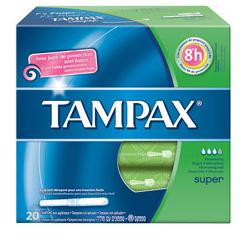 TAMPAX BLUE BOX SUPER 20 PEZZI - La farmacia digitale