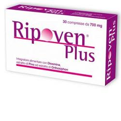 RIPOVEN PLUS 30 COMPRESSE - Farmapage.it