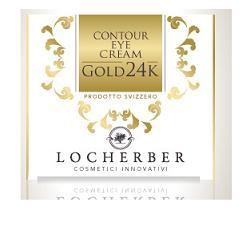 LOCHERBER CREMA CONTORNO OCCHI GOLD 24K - keintegratore.com
