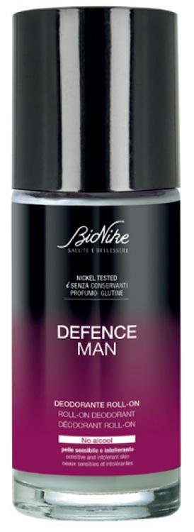 DEFENCE MAN DRY TOUCH DEODORANTE ROLL-ON 50 ML - Zfarmacia