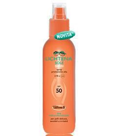 LICHTENA SOLE BAMBINI LATTE SPF 30 - Spacefarma.it