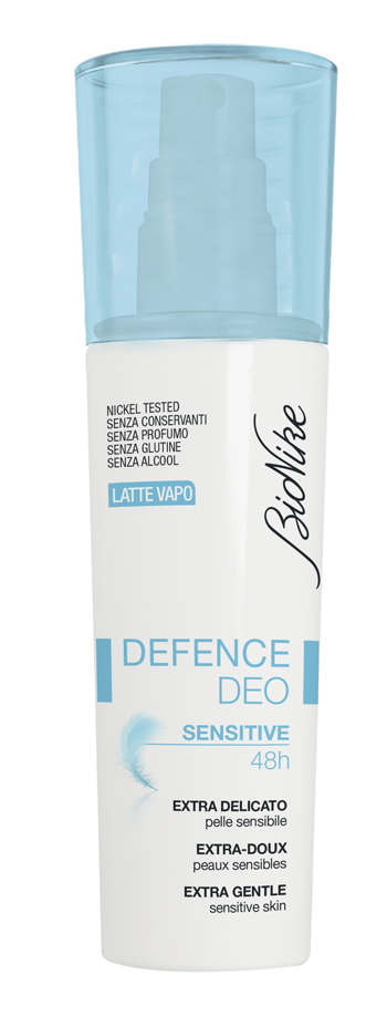 Bionike Defence Deo Latte Spray Senza alcool 100ml - Zfarmacia