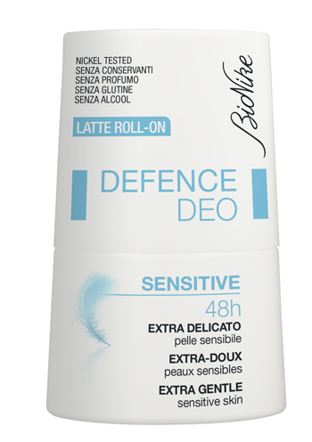 DEFENCE DEO SENSITIVE ROLL-ON 50 ML - Zfarmacia