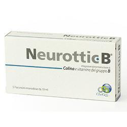 NEUROTTIC B 5 FLACONCINI 10 ML - Farmafamily.it