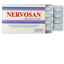 NERVOSAN 24 CAPSULE - Farmaconvenienza.it